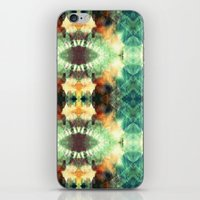 Kaleidoscopic Pattern Play iPhone & iPod Skin