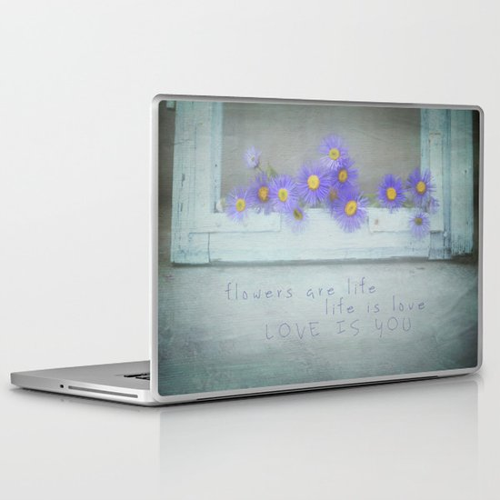 Love is You Laptop & iPad Skin