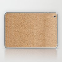 Oak Wood Laptop & iPad Skin