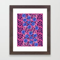 Olhava Framed Art Print