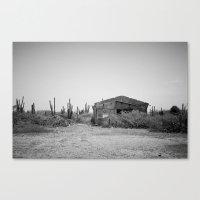 Where The Wild Things Gr… Canvas Print