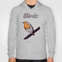 BIRDS 02 Hoody