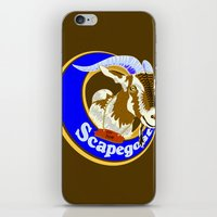 Scapegoat For Hire iPhone & iPod Skin