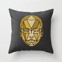 SMBG87 Throw Pillow