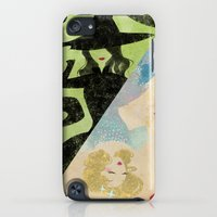 iPod Touch Cases featuring Wicked by Serena Rocca