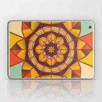Multicolored geometric flourish Laptop & iPad Skin