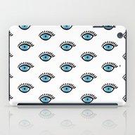 DrawnEyes iPad Case
