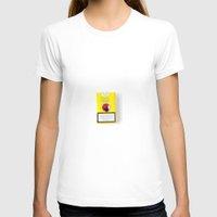 T-shirt featuring pixel spirit by kolya korzh