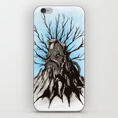 The Wise Mountain iPhone & iPod Skin