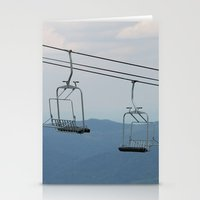 Lonely Together Apart Stationery Cards
