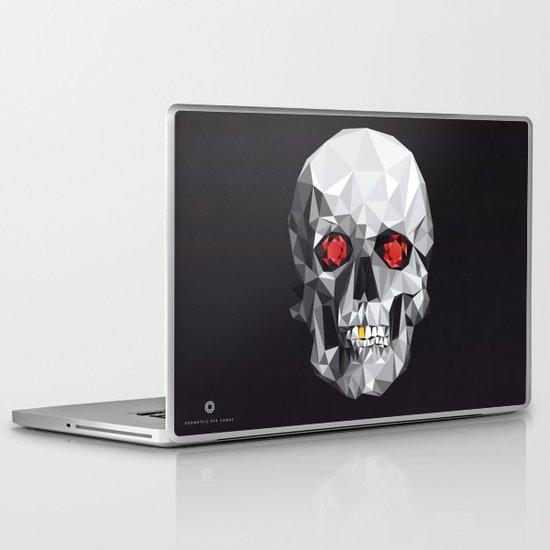 Geometric Eye Candy Laptop & iPad Skin