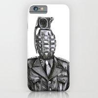 General Damage iPhone 6 Slim Case