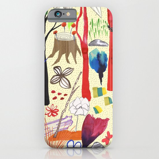 Magical Wood iPhone & iPod Case