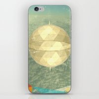 Space Dome iPhone & iPod Skin