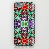 iPhone & iPod Case featuring Garden of Jewels by TheLadyDaisy