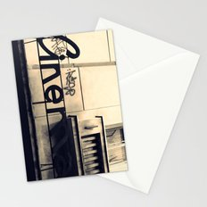Cinema Stationery Cards