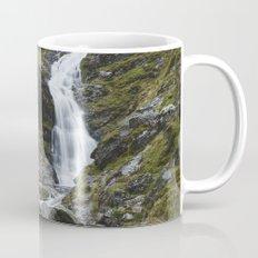 Moss Force waterfall. Cumbria, UK. Mug