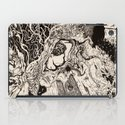 Entanglement (Untitled Face II) iPad Case