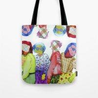 Ladies, Ladies Tote Bag