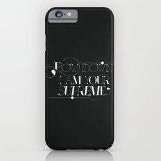 I'M THE NEXT SUPREME iPhone 6s Slim Case