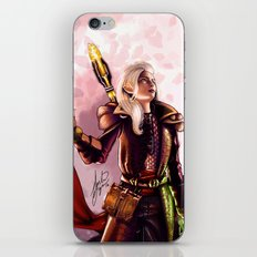 Dragon Age Inquisition - Aspen the elvish mage iPhone & iPod Skin