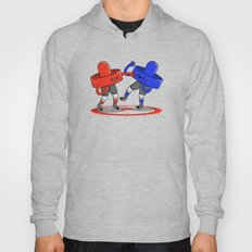 Air Hockey Brawl Hoody
