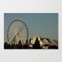 Navy Pier - Chicago, IL Canvas Print