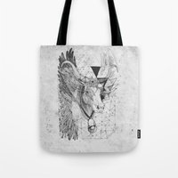 HOLY_COW Tote Bag