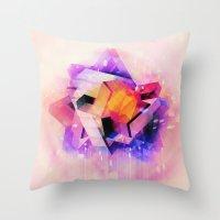 M'Kraan Crystal Throw Pillow