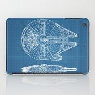 Millennium Falcon iPad Case
