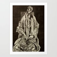 I Could Have Been (a Pai… Art Print