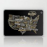 UNITE STATES OF BEARDLY … Laptop & iPad Skin