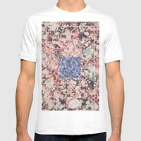 Inner Molecules Mens Fitted Tee White SMALL
