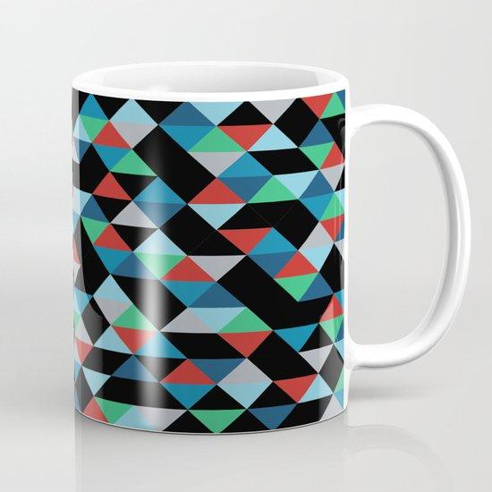 Triangles 4B Mug