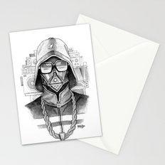 Def Vader Stationery Cards