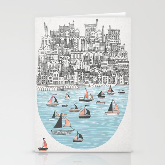 Joppa Stationery Card