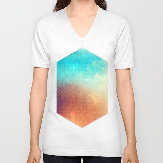 plyyn hyte V-neck T-shirt