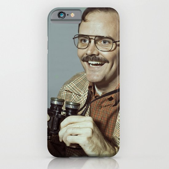 i.am.nerd. :: danforth f. iPhone & iPod Case