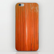 ORANGE STRINGS iPhone & iPod Skin