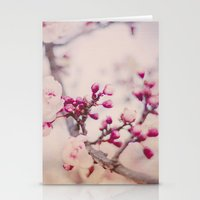 Spring Poetry Stationery Cards