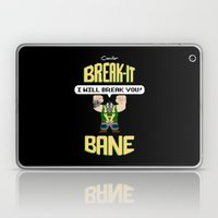 Break-It Bane Laptop & iPad Skin