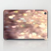 Glitters in your Heart  - JUSTART ©, digital art.    iPad Case