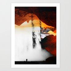 Isolation Fall Art Print