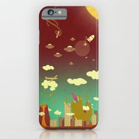 iPhone & iPod Case featuring The end of the world as we know it! by Fuacka