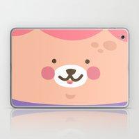 Bunny Smile Laptop & iPad Skin