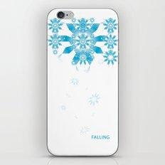 FALLING iPhone & iPod Skin