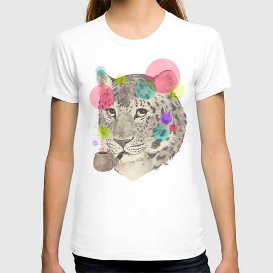 leopard changes his spots T-shirt