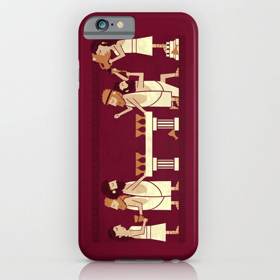Toga Party iPhone & iPod Case