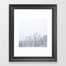 Sprig 2 Framed Art Print
