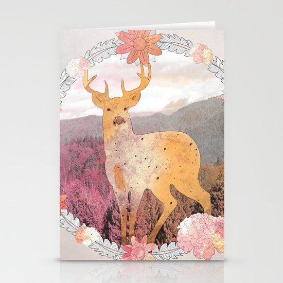 FLORA & FAUNA Stationery Card